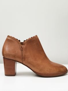 Jack Rogers bootie, perfect for fall