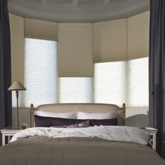 Bay Window Shades | are the number of sides your bay window has and how far the window ...