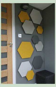 Unique House Door Designs Unique House Door Designs Ingrid Brandl Theke Door design this one house is different from the door of the nbsp hellip design ideas Diy Wall Painting, Diy Wall Art, Diy Wall Decor, Diy Home Decor, Room Decor, Wall Décor, Wall Decorations, Deco Wall, Wall Paintings