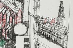 Architecture Tools, Aldo Rossi, Postmodernism, Opera, Art, Architects, Sketch, Art Background, Opera House