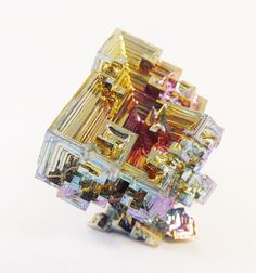 Bismuth Crystal #6684-4 by BeeblebroxZ