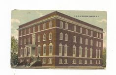 YMCA 1913 Postcard