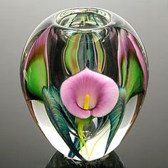 Light Opera - Scott Bayless - art glass, paperweights, vases, kaleidoscopes: