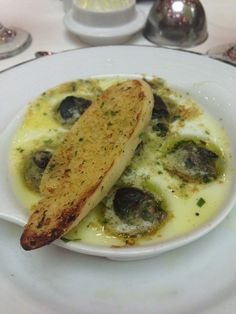 Toasted Snails