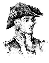 General Francis Marion. Revolutionary War hero. Known as Swamp Fox, because he could navigate the swamps better than anyone. Led British Colonel Banastre Tarleton on a wild goose chase through a swamp for over 7 hours, and remained hidden.