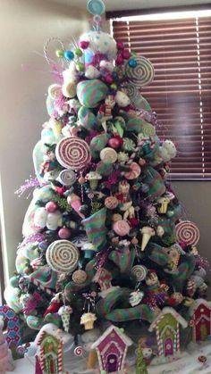 Dulce arbol de Navidad!