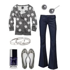 Running in Circles, created by blue-star-marie.polyvore.com...love the jeans!