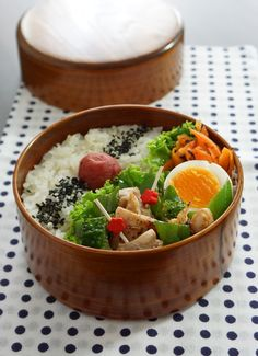 How to make lunch for beginners ♪ There is also a side dish recipe! Japanese Lunch Box, Japanese Food, Side Dish Recipes, Asian Recipes, Bento Recipes, Cooking Recipes, Lunch Box Bento, Boite A Lunch, Recipes From Heaven