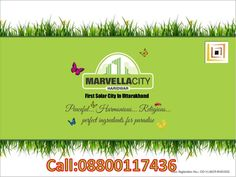 Marvella city in haridwar providing 1/2/3 BHK flats in Haridwar by marvella city