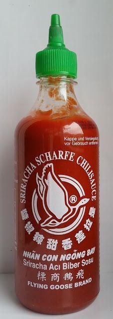 Chilihead Icewolf77: Flying Goose Brand - Sriracha Scharfe Chilisauce