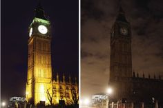 Britain Earth Hour #earthhour #IWIYW