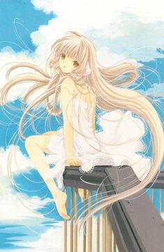 Artwork Clamp | Chi from Chobits