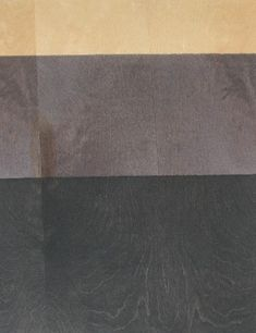 Success with Black Stain - shows variations