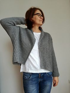 Ravelry: Winter Lines Pattern by Katrin Schneider # . Ravelry: Winter Lines Pattern by Katrin Schneider Knitting fashion cardigan free patterns ideas for jacket - the best instructions. Knitting Blogs, Hand Knitting, Knitting Patterns, Ravelry, Cardigan Pattern, Knit Cardigan, German Outfit, Diy Mode, Schneider