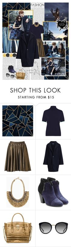 """""""Shine Like The Stars"""" by fashionaviour ❤ liked on Polyvore featuring Shin Choi, Les 100 Ciels, Supersweet, Stella & Dot, rag & bone, Michael Kors and Dolce&Gabbana"""
