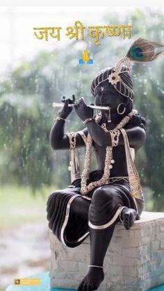 Krishna Gif, Radha Krishna Songs, Krishna Flute, Cute Krishna, Radha Krishna Photo, Shree Krishna, Krishna Video, Lord Shiva Stories, Lord Shiva Pics