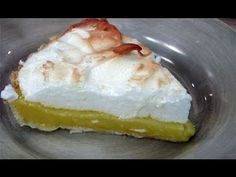 How to Make Lemon Meringue Pie - Recipe by Laura Vitale - Laura in the Kitchen Ep 121 - YouTube
