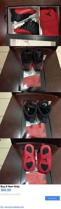 217623f4b4 Baby Girls Shoes: Nike Air Jordan Flu Game Retro 12 Xii Baby Infant Td Shoes