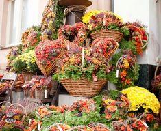 Casket Flowers, Flower Vases, Floral Wreath, Wreaths, Fall, Decor, Fall Pumpkins, All Saints Day, Advent Calenders