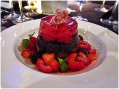 Dessert by Chef Marco Pierre White