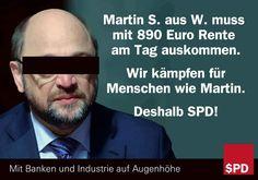 der arme Martin S. aus W. ...