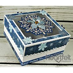 You Melt My Heart Snowflake Gift Box