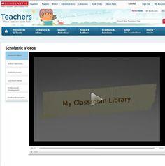 Organizing Classroom Library