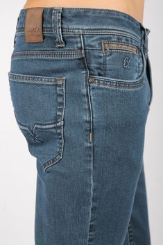 3f9b22d77e3 Wearing Eight X's Turkish made slim fit jeans means wearing jeans that  hug your hips in the right way.