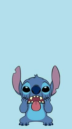 Stitch Wallpaper Tumblr Wallpaper Pinterest Stickers Stitch