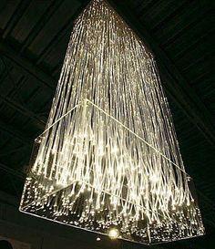 How To Create A Fiber Optic Starfield Ceiling Fiber