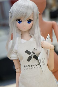 Smart Doll Chitose Shirasawa by Haku1923