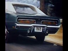 """1969 Dodge Charger Television Commercial - Vinyl tops, seats, light packages, wheel covers, and remote-controlled side-view mirrors were par for the course. The Dodge """"White Hat Special"""" package was also made available on Darts, Polaras, and Coronets in addition to the sporty Chargers. So take a trip down memory lane and watch this clip in which a mid-range '69 Charger SE is featured along side some animated cowboys depicted in the Old West."""