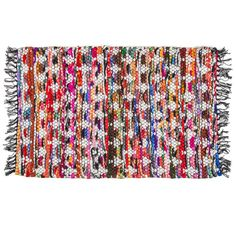 Get Colorful Diamond Fringed Rug online or find other Accent Pieces products from HobbyLobby.com