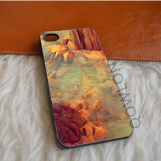 Abstract Geometric Low Poly iPhone 4 | 4S Case