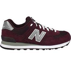 New Balance  M574 CLASICO,  Herren Turnschuhe , Braun - Marrón - Größe: EU 40 - http://on-line-kaufen.de/new-balance/40-eu-new-balance-m574-d-13h-herren-sneakers