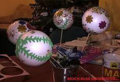 Ozdoby na choinkę / Christmas tree decorations