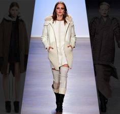 Parkas are in style. Love this outfit!!