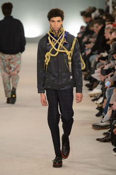 Casely Hayford Fall/Winter 2016/17 - London Collections: MEN - Male Fashion Trends