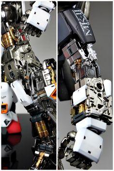 Modeled by Suny Buny Source and more images : gundam guy Custom Gundam, Gunpla Custom, Fine Arts School, Japanese Robot, Gundam Art, Gundam Wing, Robot Concept Art, Robot Art, Zeta Gundam