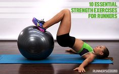 10 Essential Stretches for Runners @runnersworld