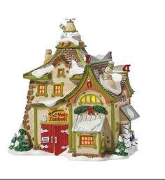 Zenbolt's Handyman Shop, North Pole Village (#0053)