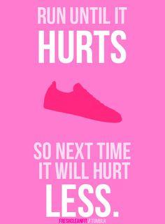 Until it hurts