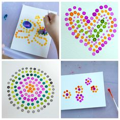 Pointillism Art - Ideas to Try