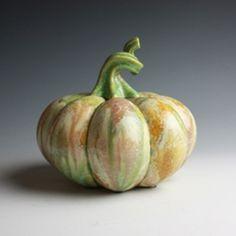 Kate Malone: A Round Bud Pumpkin, 2010