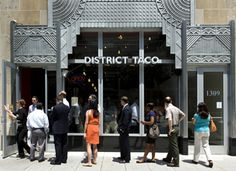 District Taco in Washington, DC review