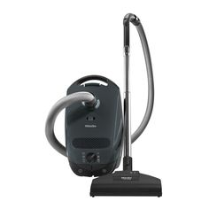 Miele Capri canister vacuum is perfect for bare floors up to medium pile floors. Features a lightweight canister with AirDriven turbo brush, smooth floor brush and Super AirClean Filter. Deep Carpet Cleaning, Carpet Cleaning Machines, How To Clean Carpet, Best Home Vacuum, Lava, Best Canister Vacuum, Vacuum Cleaners, Steam Cleaners, Cleaning
