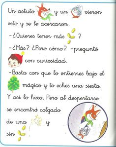 Cuento de Pinocho con pictogramas Spanish Class, Teaching Spanish, Learn Spanish Free, Bullet Journal, Activities, Website, Learning, Homework, Writing