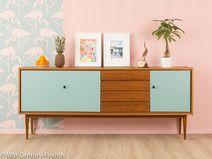 60er Sideboard, 50er, Kommode, Vintage Mehr