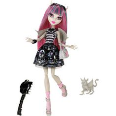 Madis birthday gift =) eeek so excited! Monster High Rochelle Goyle Doll