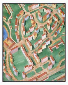 Enduring Design Advice from Josef Frank—Pamono Stories Josef Frank, Patron Saints, History Books, Planer, Contemporary Design, Kids Rugs, Illustration, Advice, Houses